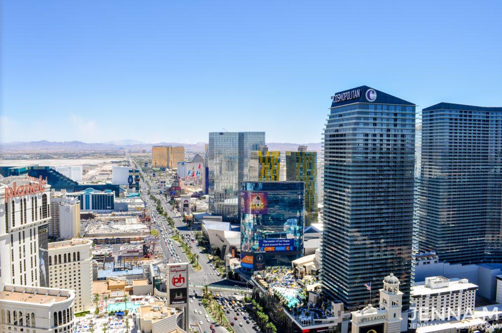 Las Vegas Strip Nevada