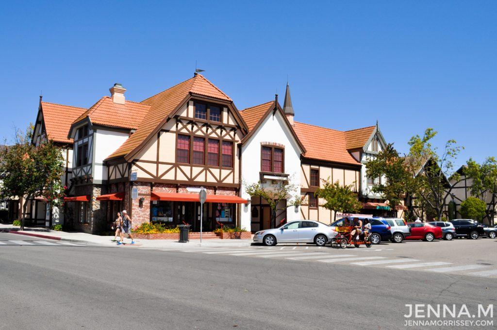 Danish Town of Solvang California