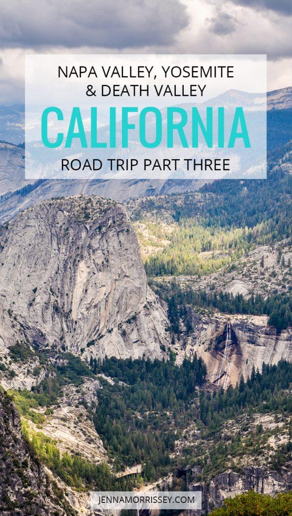 California Road Trip Part Three