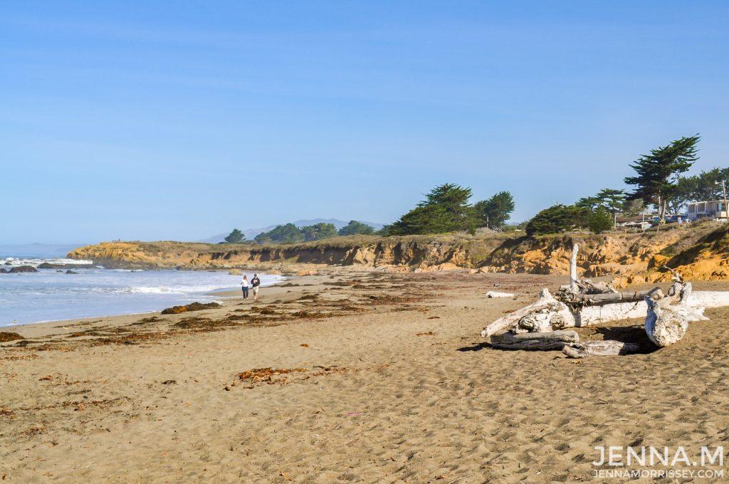 Cambria Moonstone Beach