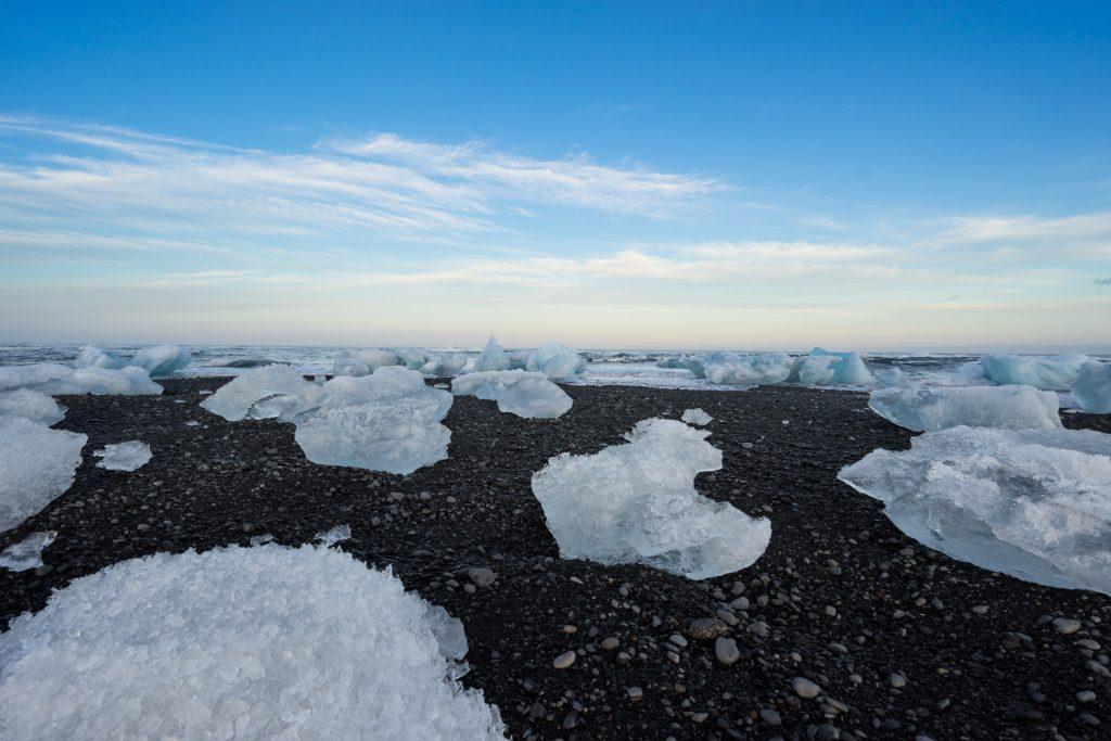 Iceland road trip - jokulsarlon lagoon