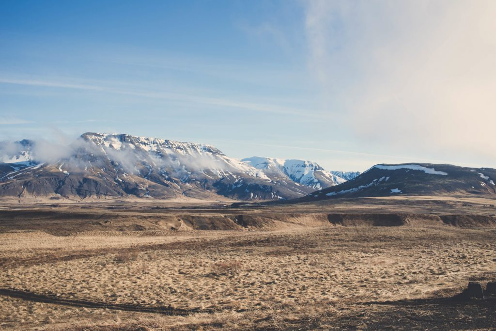Iceland road trip - Iceland mountain landscape