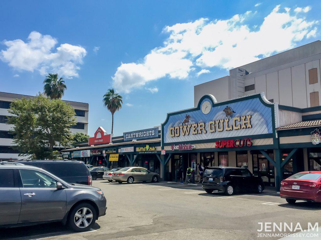 Sunset Boulevard Shops