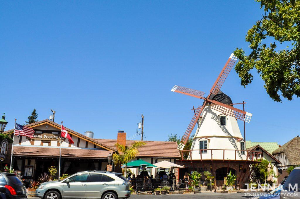 Solvang Windmill California