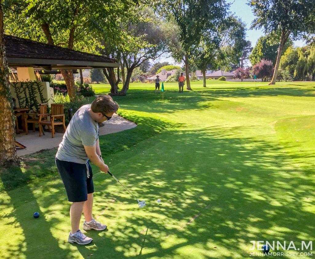 Quail Lodge Mini Golf