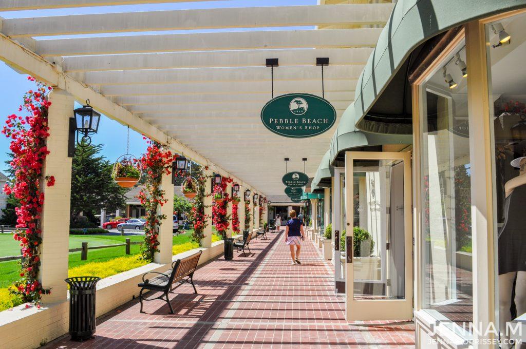 Pebble Beach Golf Club Shops