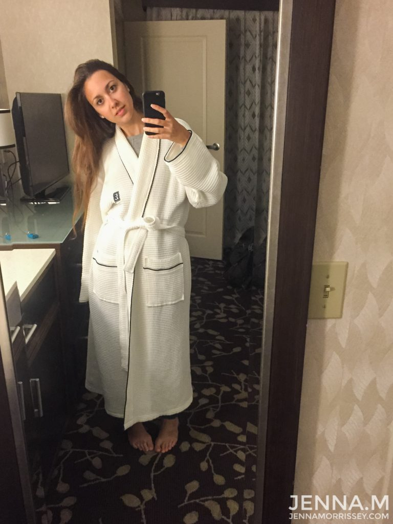 Embassy Suites Napa Valley Dressing Gown