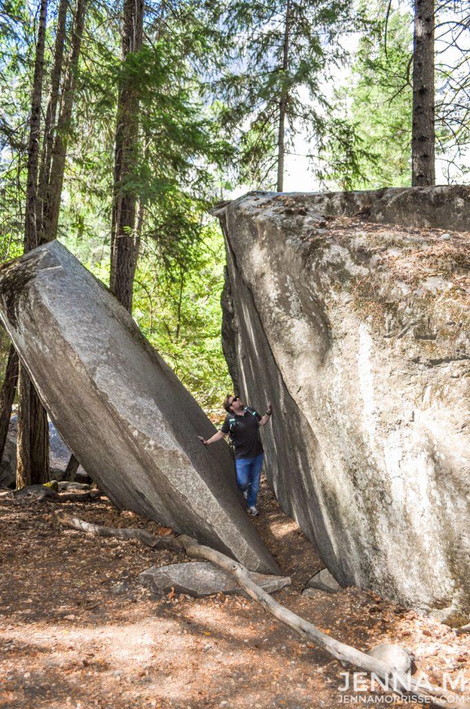 Vernall Falls Hike Yosemite