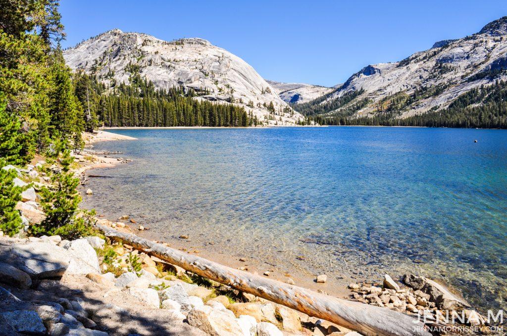 Tenya Lake Yosemite National Park