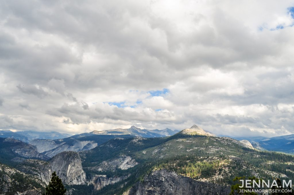 Yosemite National Park Views