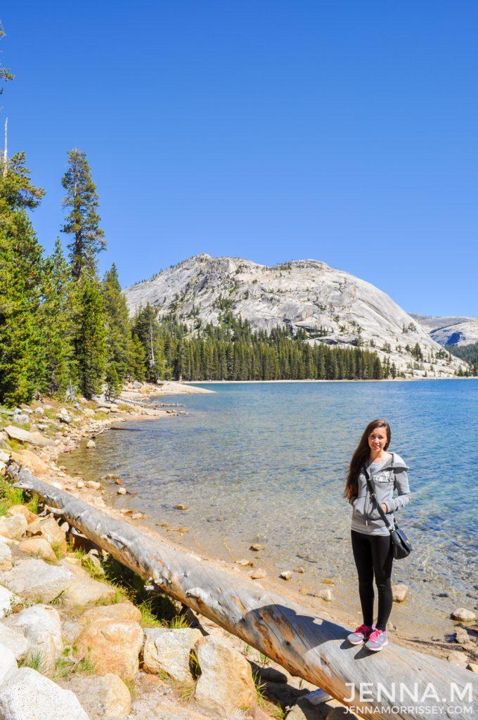 Lake Tenya Yosemite