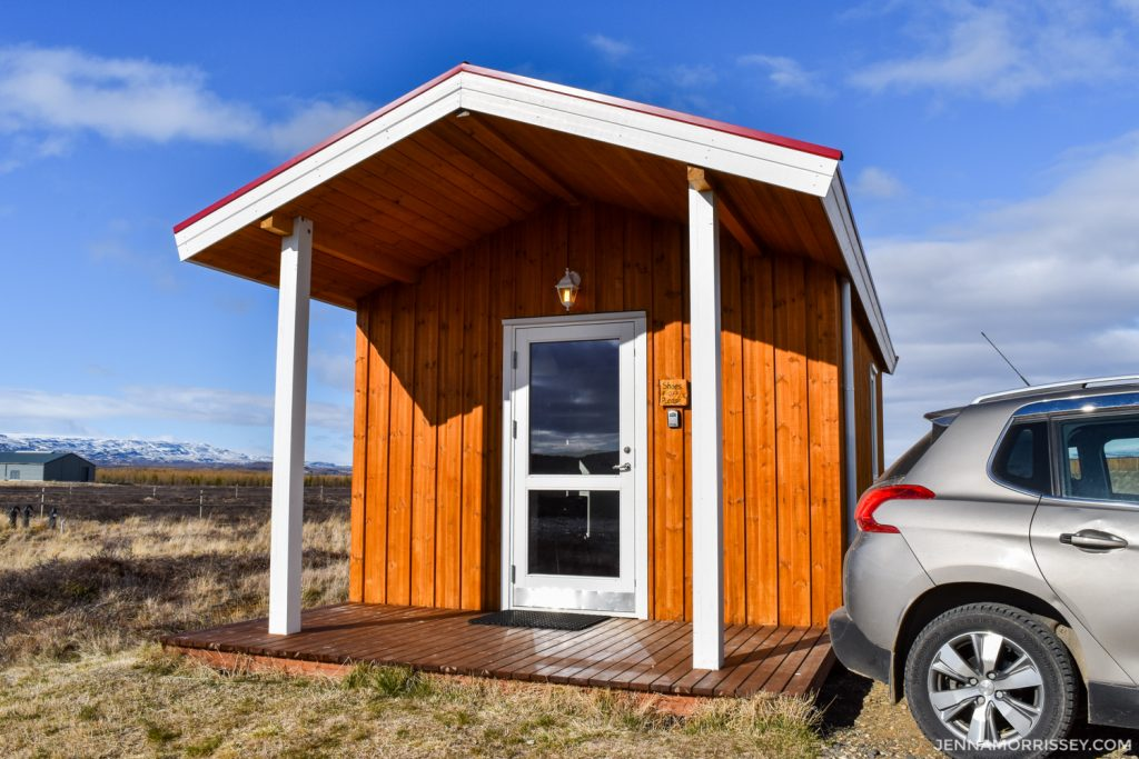 iceland road trip expenses - accommodation