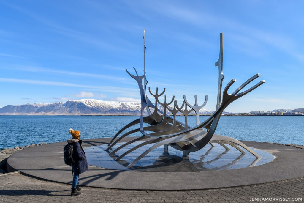 Solfarid Sun Voyager Sculpture