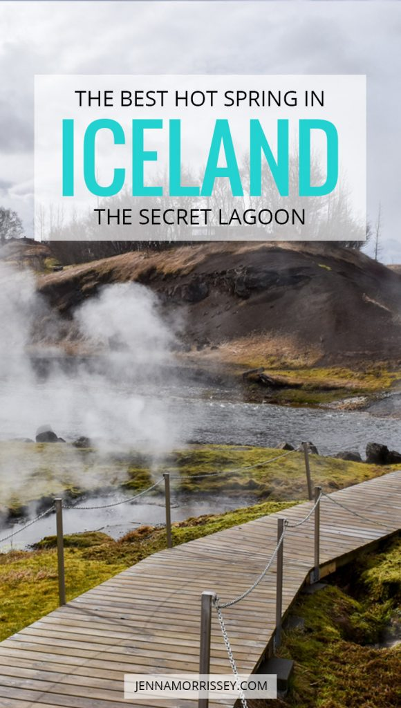 SECRET LAGOON ICELAND