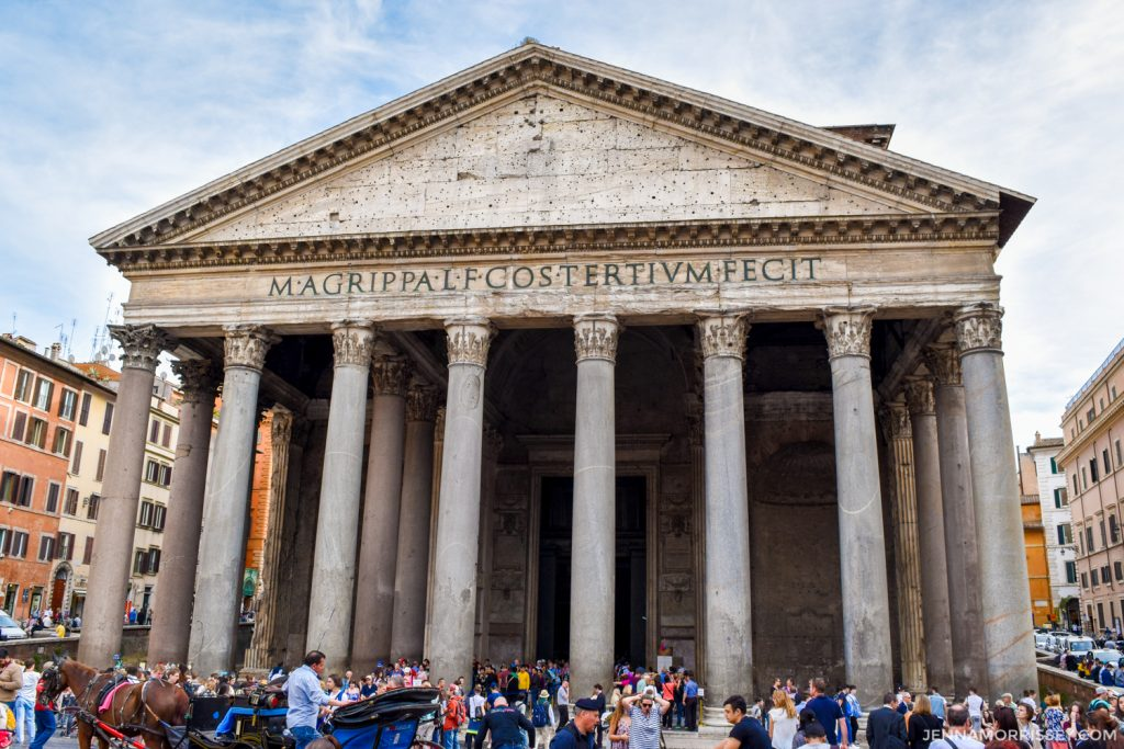 rome 4 day itinerary
