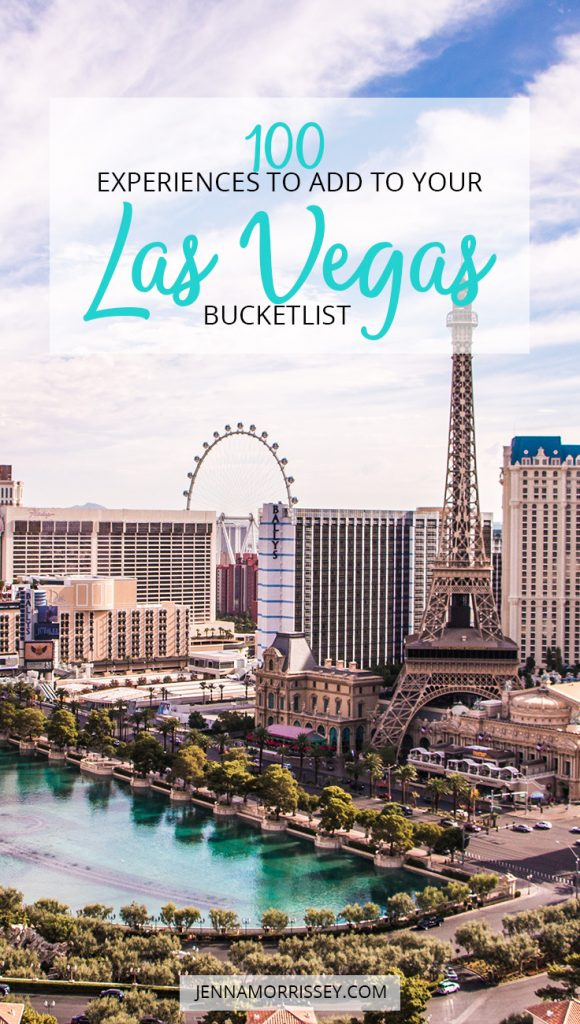 100 things to do in Las Vegas part 3
