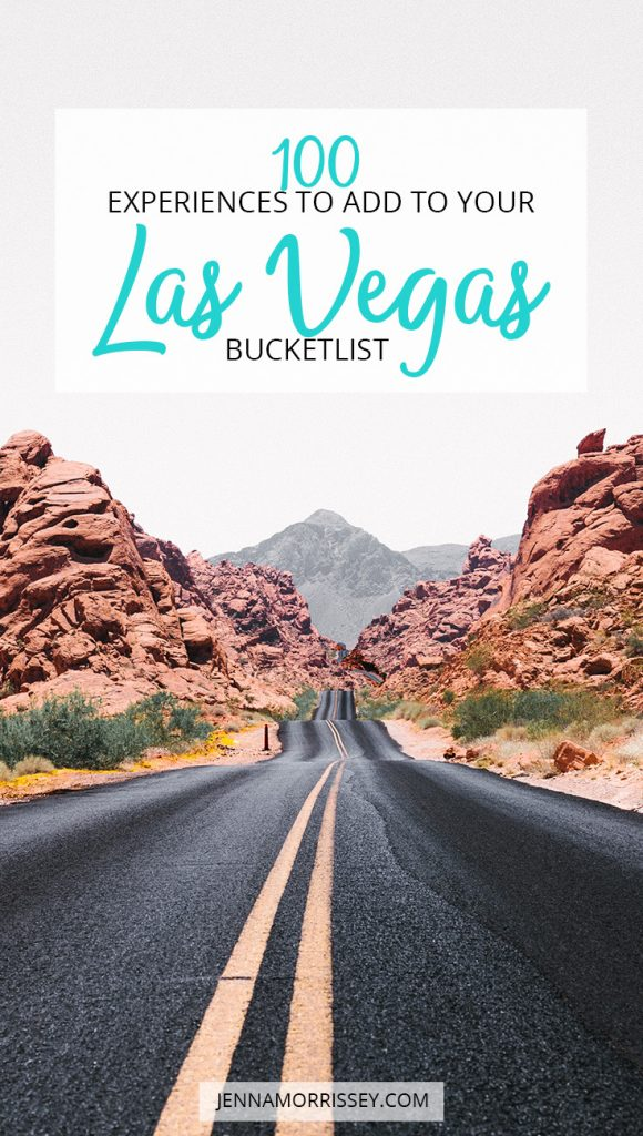 100 things to do in Las Vegas part 2