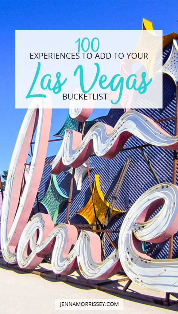 100 things to do in Las Vegas part 4