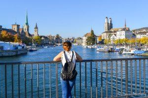 A Zurich Walking Tour