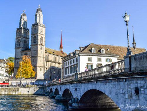 Zurich In One Day - A Walking Tour