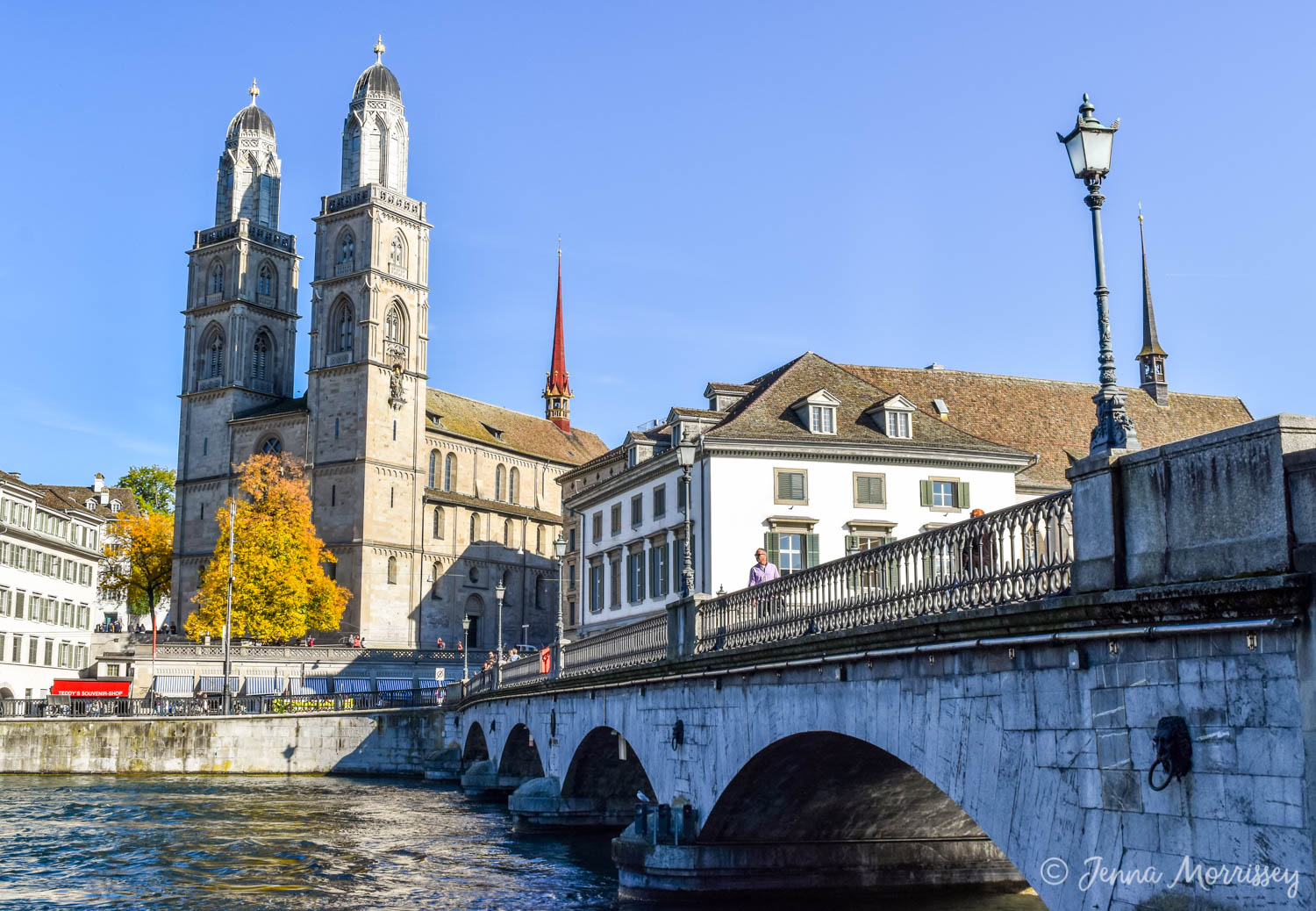 Zurich In One Day - A Walking Tour